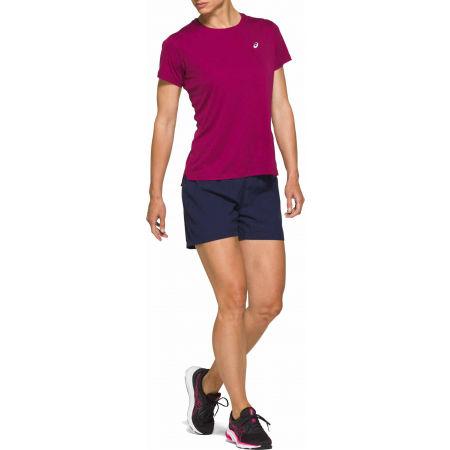 Tricou alergare damă - Asics SILVER SS TOP - 4