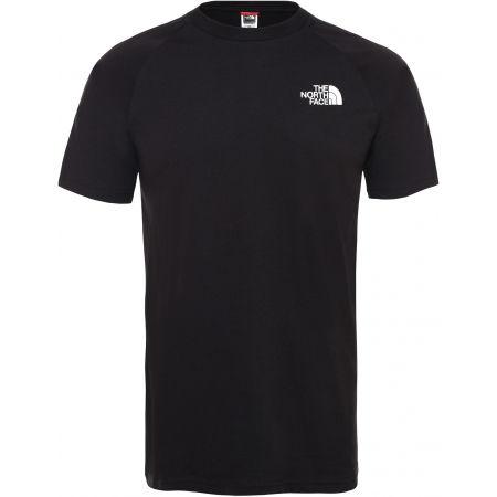 Pánské tričko - The North Face S/S NORTH FACE TEE - 1