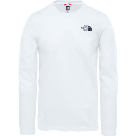 The North Face L/S EASY TEE - Férfi póló