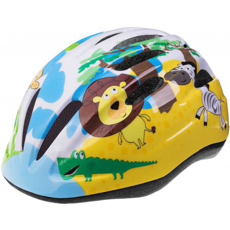Etape REBEL JR - Kids' cycling helmet