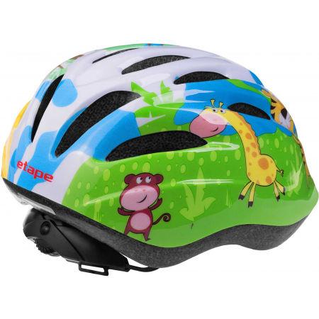 Detská cyklistická prilba - Etape REBEL JR - 2