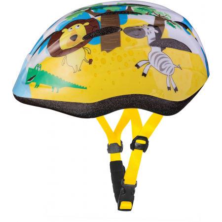 Detská cyklistická prilba - Etape REBEL JR - 4