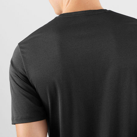 Pánské triko - Salomon AGILE TRAINING TEE M - 6