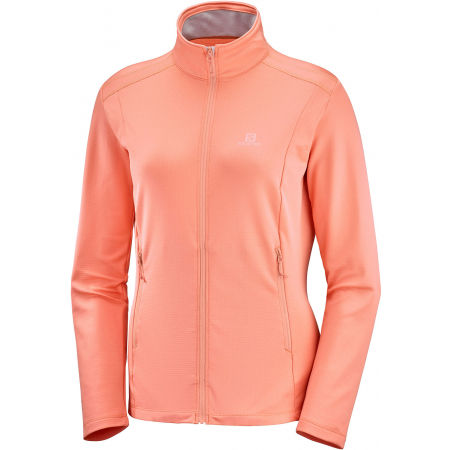 Salomon DISCOVERY LT FZ W - Women's jacket