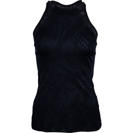 Koszulka sportowa damska - Lotto VABENE W II TANK PRT3 PL - 1