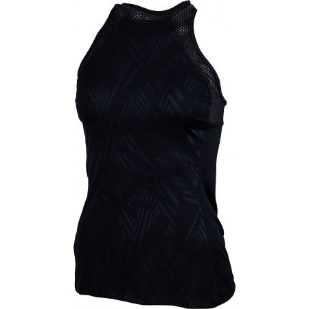 Koszulka sportowa damska - Lotto VABENE W II TANK PRT3 PL - 2