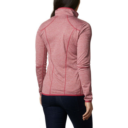 Dámská fleecová bunda - Columbia BAKER VALLEY FULL ZIP FLEECE - 3
