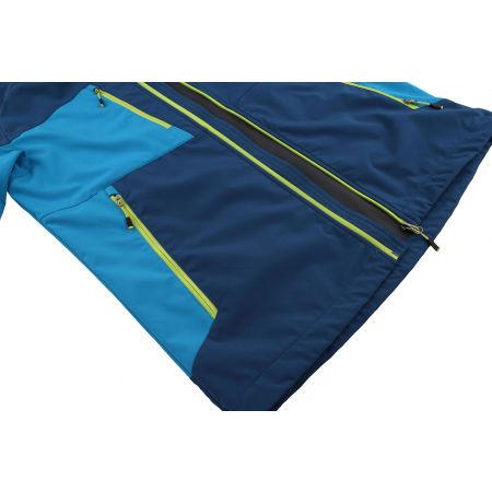 Pánská softshellová bunda - Hannah SELBY LITE - 4
