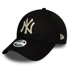 New Era 9FORTY METALLIC NEW YORK YANKEES - Czapka z daszkiem damska
