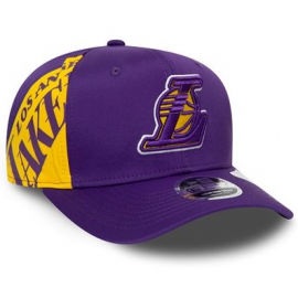New Era 9FIFTY LOS ANGELES LAKERS - Unisex šiltovka