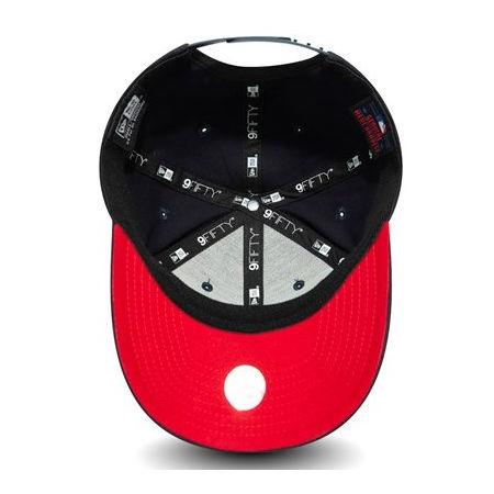 Мъжка клубна шапка с козирка - New Era 9FIFTY STRETCH SNAP LEAGUE BOSTON RED SOX - 2