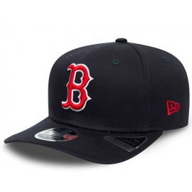 New Era 9FIFTY STRETCH SNAP LEAGUE BOSTON RED SOX - Pánska klubová šiltovka
