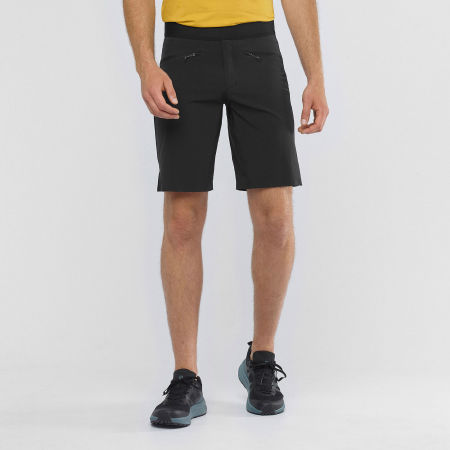 Herren Shorts - Salomon WAYFARER PULL ON SHORT M - 5