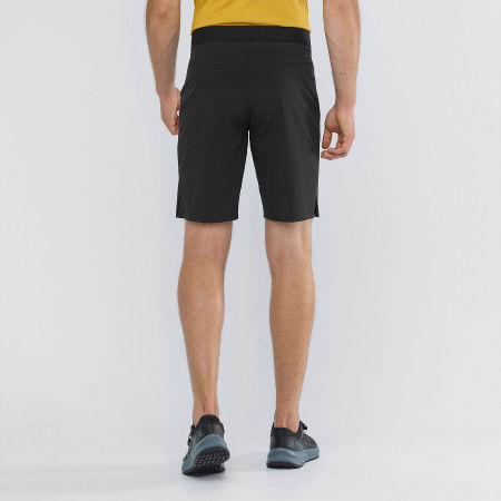 Herren Shorts - Salomon WAYFARER PULL ON SHORT M - 6