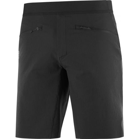 Herren Shorts - Salomon WAYFARER PULL ON SHORT M - 1