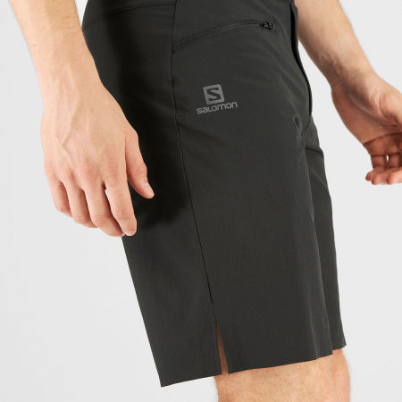Herren Shorts - Salomon WAYFARER PULL ON SHORT M - 4