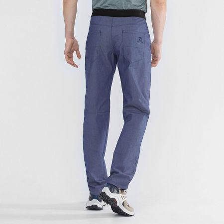 Men's pants - Salomon WAYFARER TAPERED DENIM PT M - 5
