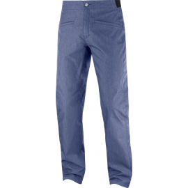 Salomon WAYFARER TAPERED DENIM PT M - Férfi nadrág