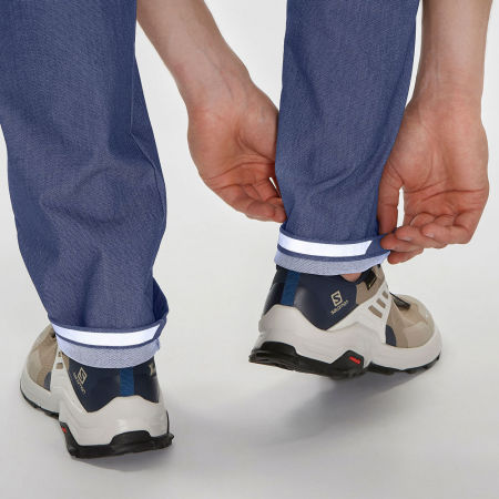 Men's pants - Salomon WAYFARER TAPERED DENIM PT M - 8