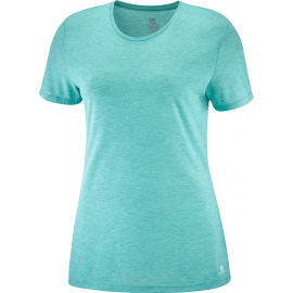Salomon COMET CLASSIC TEE W HEATHER