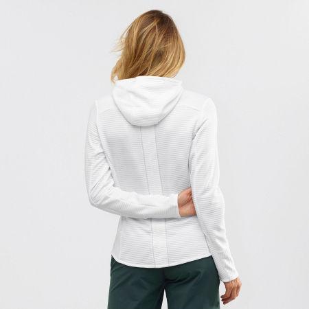 Women's jacket - Salomon DISCOVERY LT FZ W - 3