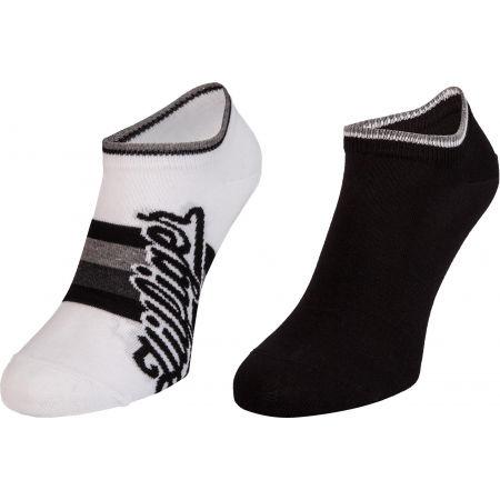 Pánske ponožky - Tommy Hilfiger MEN HILFIGER SNEAKER 2P - 1
