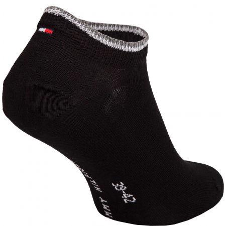 Pánske ponožky - Tommy Hilfiger MEN HILFIGER SNEAKER 2P - 4