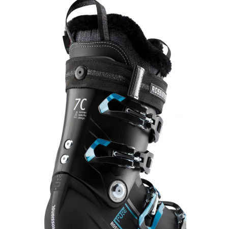 Dámské lyžařské boty - Rossignol PURE 70 - 5