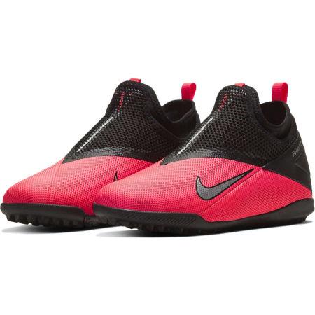 Kids' turf football shoes - Nike JR PHANTOM VISION 2 ACADEMY DF TF - 3