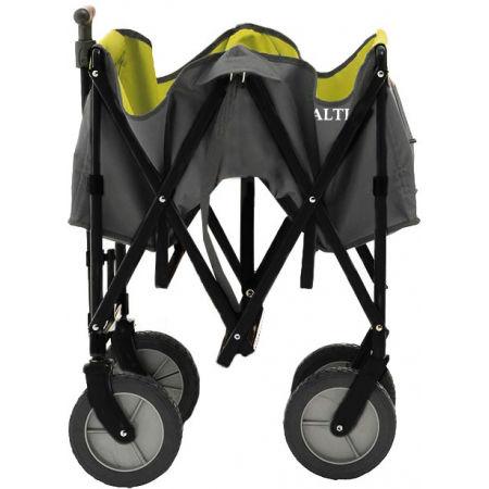 Prepravný skladací vozík - Calter PREPRAVNÝ SKLADACÍ VOZÍK - 2