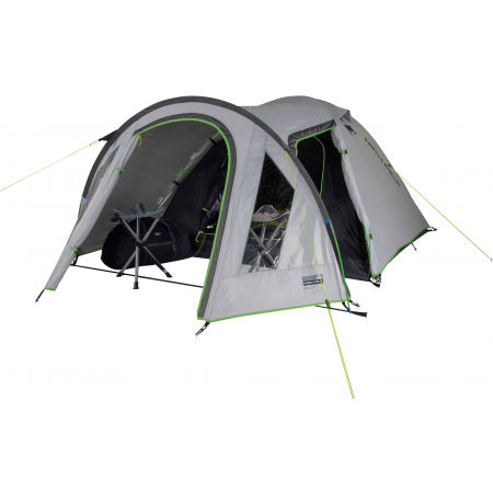 Family tent - High Peak KIRA 5.0 - 3