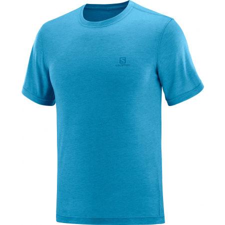Pánske tričko - Salomon EXPLORE SS TEE M - 1