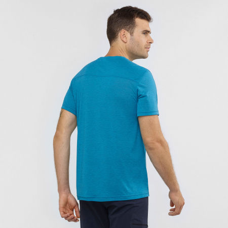 Pánske tričko - Salomon EXPLORE SS TEE M - 3