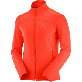 Salomon DISCOVERY LT FZ M - Men's sweatshirt