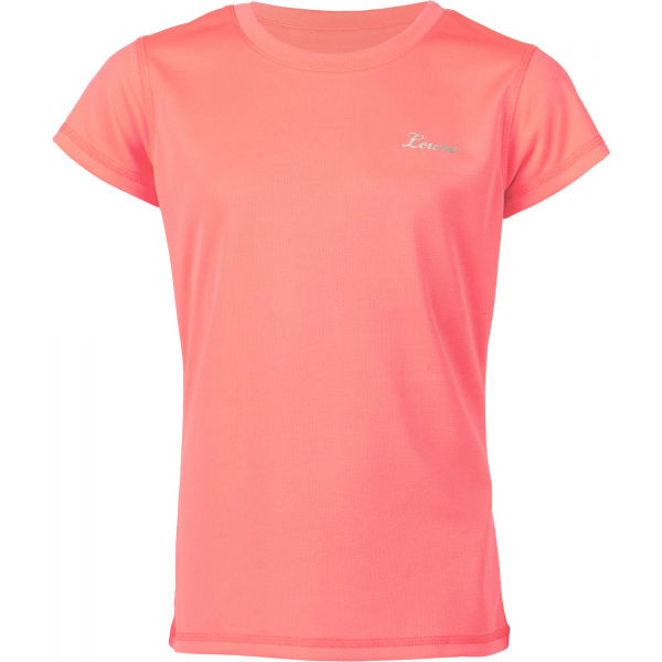 Lewro LEANDRA oranžová 140-146 - Dievčenské tričko