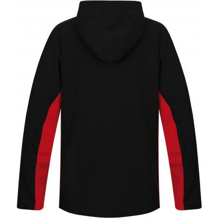 Pánska softshellová bunda - Hannah BARNEY - 2