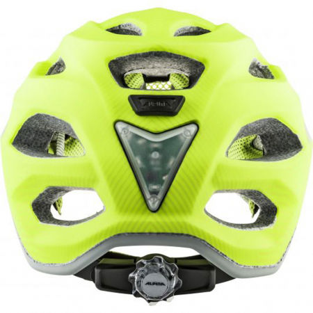 Detská cyklistická prilba - Alpina Sports CARAPAX JR FLASH - 4