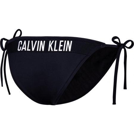 Slip de baie damă - Calvin Klein CHEEKY STRING SIDE TIE - 3