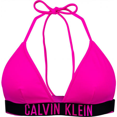 Sutien de baie - Calvin Klein FIXED TRIANGLE-RP - 2