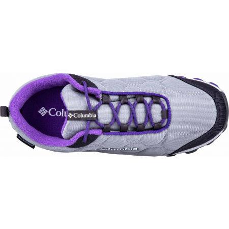 Детски туристическа обувки - Columbia FIRECAMP SLEDDER 3 WP - 5