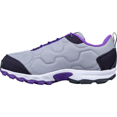 Kids' outdoor shoes - Columbia FIRECAMP SLEDDER 3 WP - 4