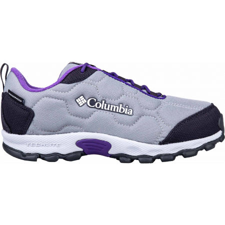 Детски туристическа обувки - Columbia FIRECAMP SLEDDER 3 WP - 3
