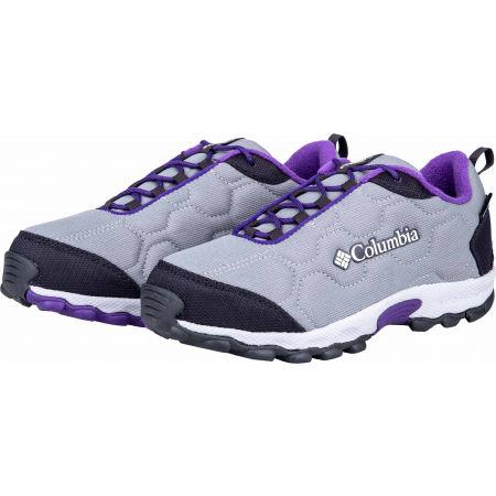 Детски туристическа обувки - Columbia FIRECAMP SLEDDER 3 WP - 2