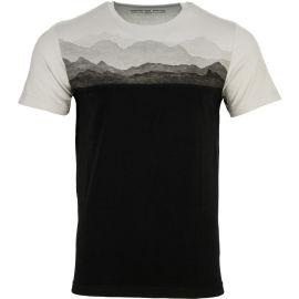 ALPINE PRO MADIGAN - Pánske tričko