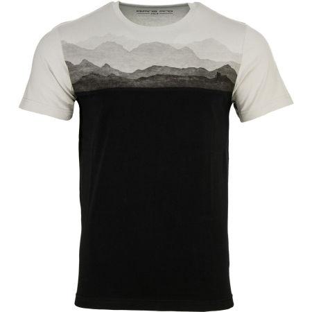 Pánske tričko - ALPINE PRO MADIGAN - 1