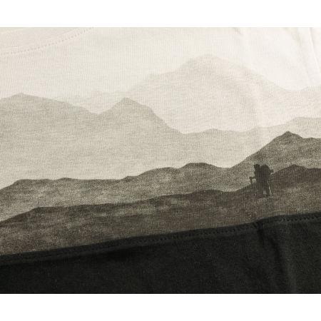 Pánske tričko - ALPINE PRO MADIGAN - 3