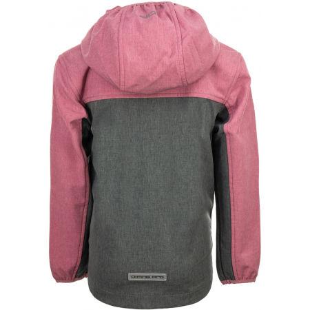 Detská softshellová bunda - ALPINE PRO RAISO - 2