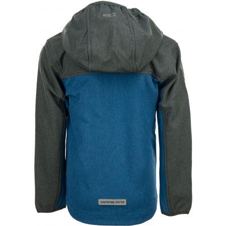 Detská softshellová bunda - ALPINE PRO TAKANO - 2
