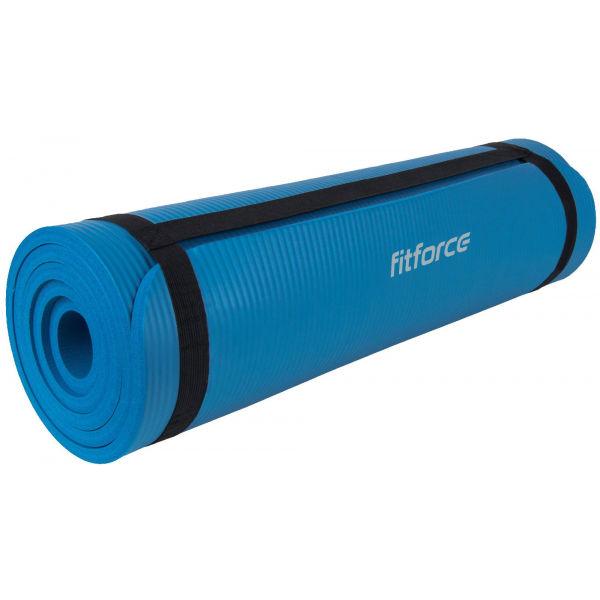 Fitforce JOGA MATRACE modrá NS - Podložka na cvičení