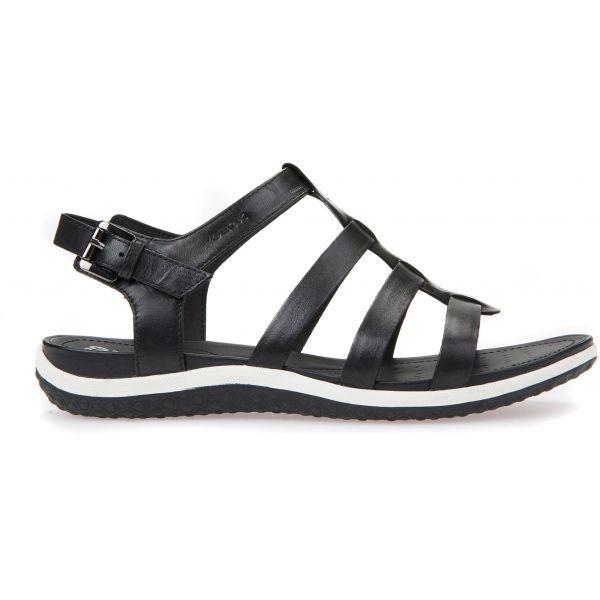 Geox D SANDAL VEGA černá 41 - Dámské sandále